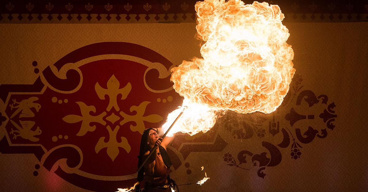 Óbidos veste-se à época medieval em julho