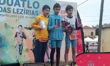 Jovem triatleta portomosense e um caminho que pode ser brilhante