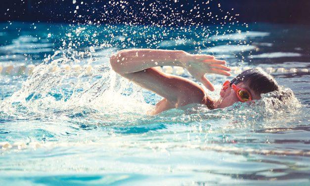 Abertas inscrições para aulas de natação nas Piscinas Municipais