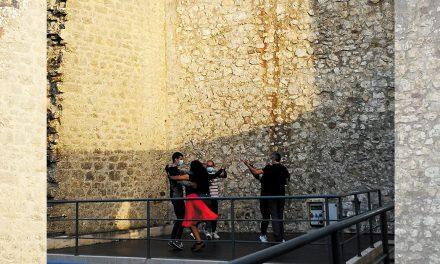 """""""Baile dos Pastorinhos"""" encerra atividades do Dia do Município"""