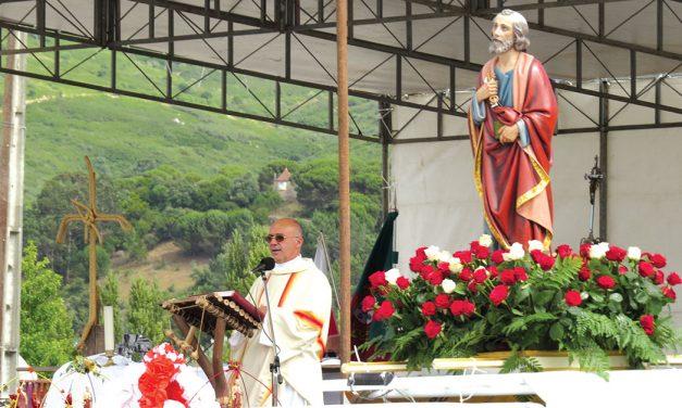 Padroeiro do concelho evocado em missas solenes