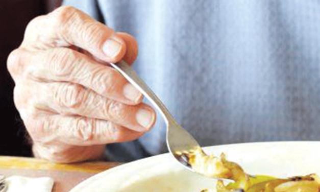 Nutrição na terceira idade e o estudo feito no CASSAC