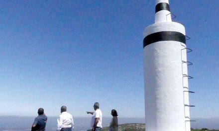 Serro Ventoso e Alqueidão da Serra requalificam vértices geodésicos
