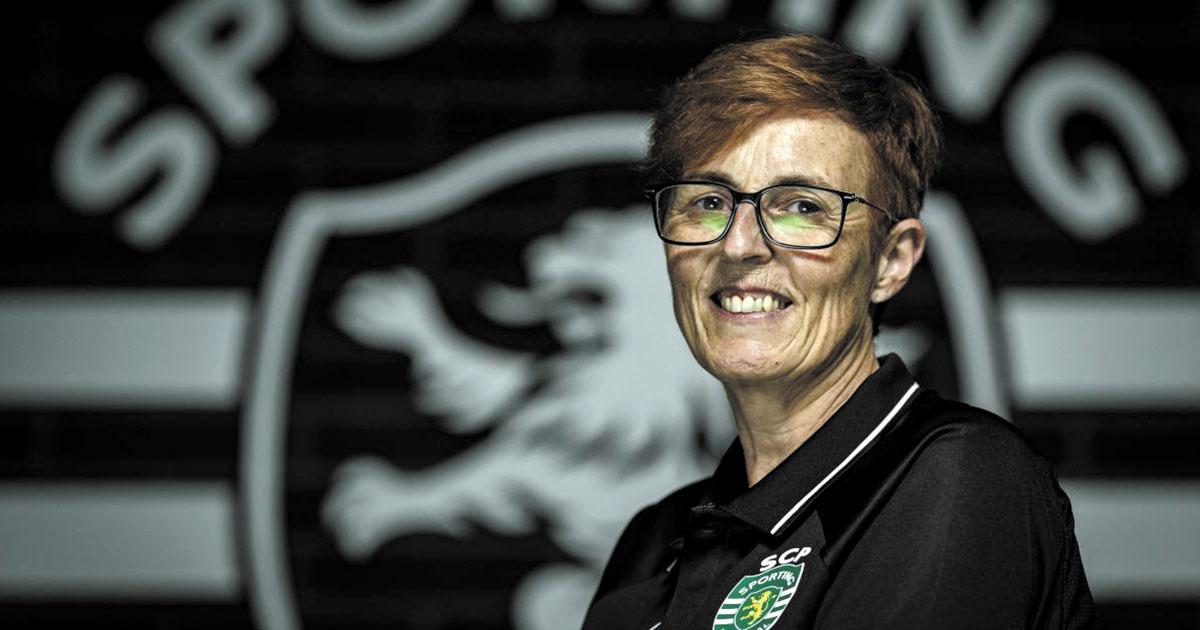 Teresa Jordão ruma da Golpilheira para o Sporting