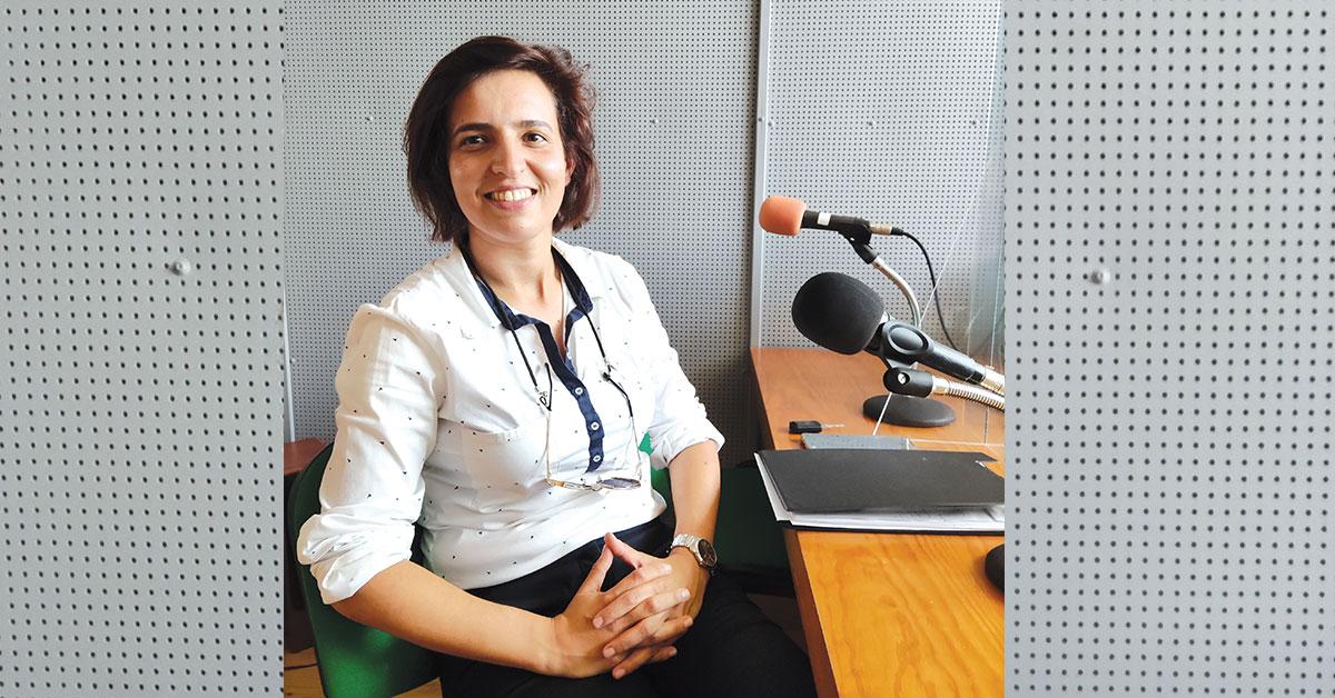Núcleo de Árbitros de Porto de Mós tem nova direção liderada por Ana Ribeiro