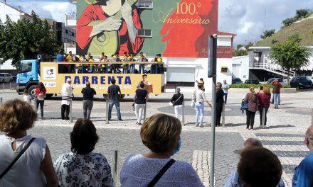 Concertinas da Barrenta recordam 20 anos de história ao longo de 20 dias