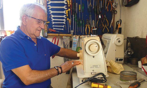 Reparadores devolvem vida a eletrodomésticos cujo o destino seria o lixo