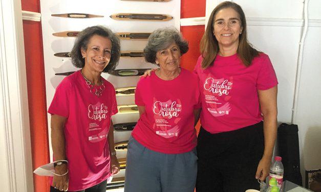 MIAT acolhe ação de sensibilização para prevenção do cancro da mama
